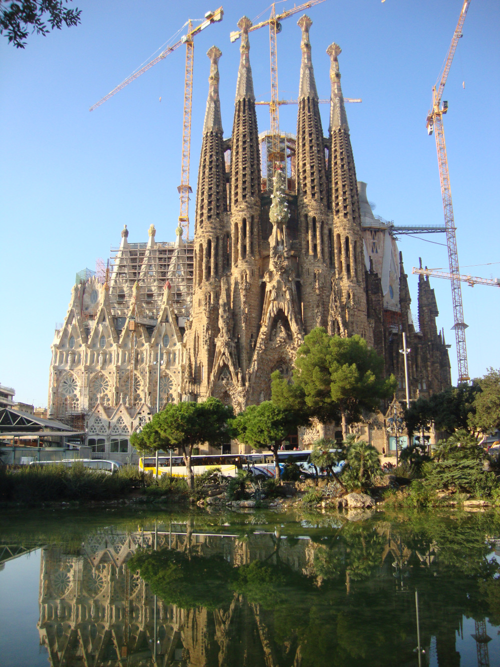 Figure 11a: Sagrada Familia (Barcelona, Spain). Source: Atlas Obscura.